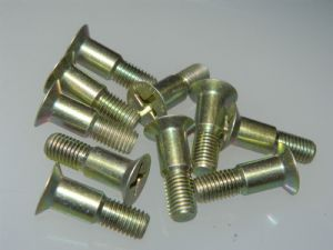 "10 x 1/4"" UNF Screw CSK Cruciform Head 7/8"" Long Part NAS1790-4R7Y [E5]"